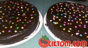 resepi kek coklat moist sedap