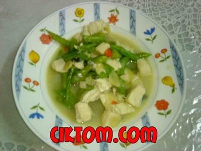 Resepi Ayam Masak Halia Cara Mudah dan Sedap