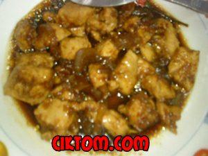 Resepi Ayam Masak Kicap Mudah dan Sedap