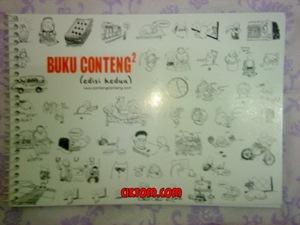 Buku Conteng-conteng