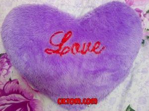 Bantal love